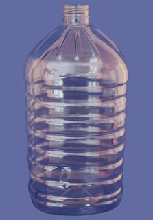 Купить пластиковую бутылку 4.5 л.