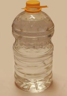 Пластиковая бутылка 5 л. (прозрачная, с ручкой)